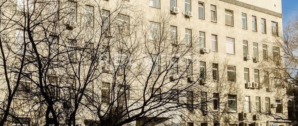 Административное здание Дегтярный пер. 6, стр. 2.