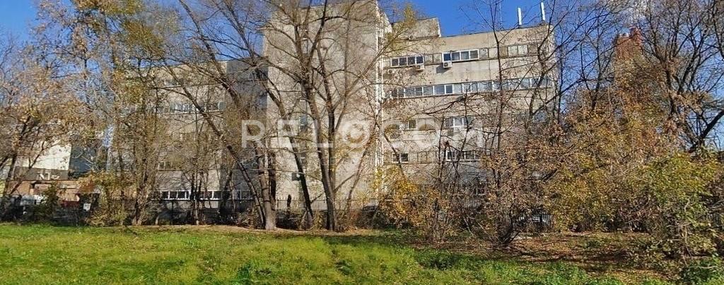 Административное здание 1‑я Энтузиастов ул. 3.