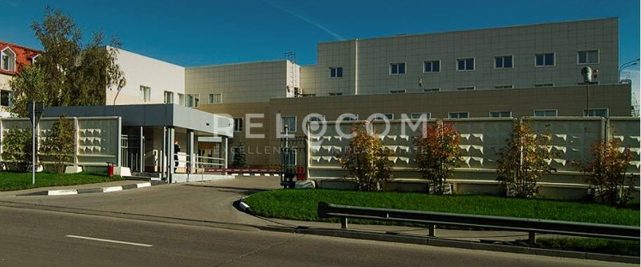Административное здание 1-я Магистральная ул. 11/2, стр. 3.
