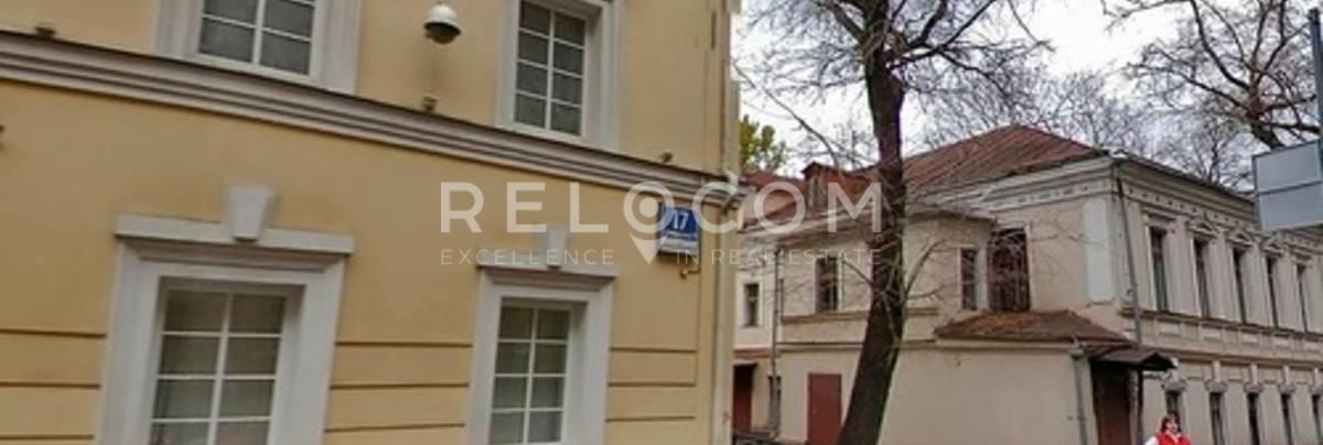 Административное здание Александра Солженицына 17с9