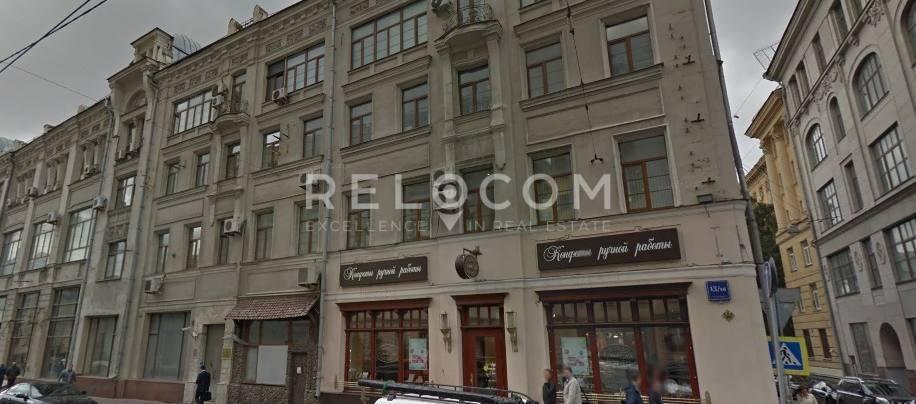 Административное здание Большая Лубянка ул. 13\16.