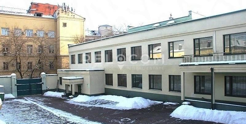 Административное здание Земляной Вал ул. 36, стр. 2.