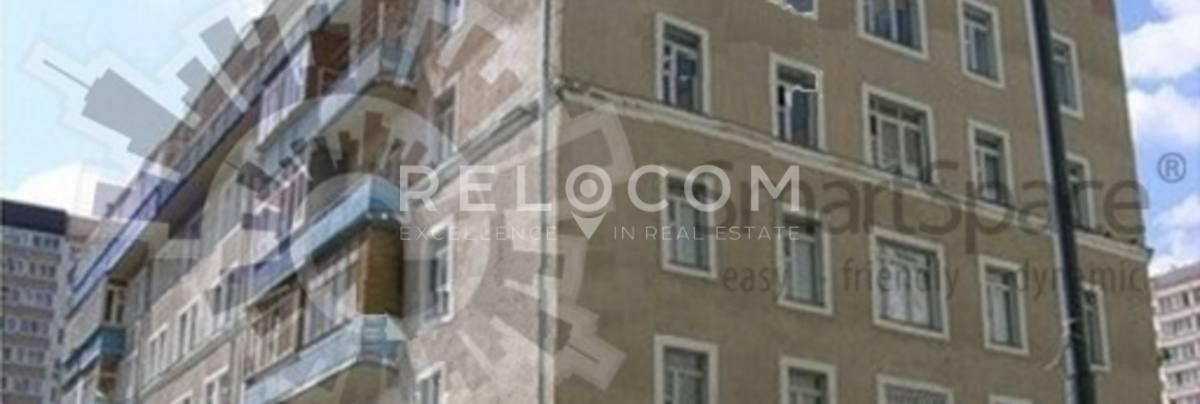 Жилой дом Большая Очаковская 30