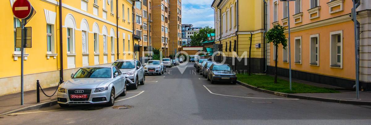 Административное здание Троицкая ул. 7, стр. 4.