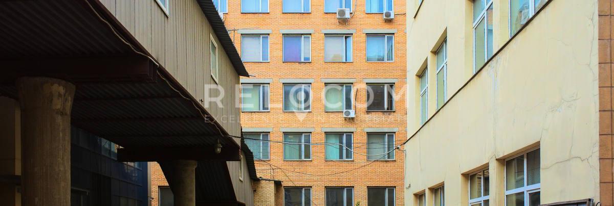 Офисное здание Ленинский пр-т 6, стр. 7.