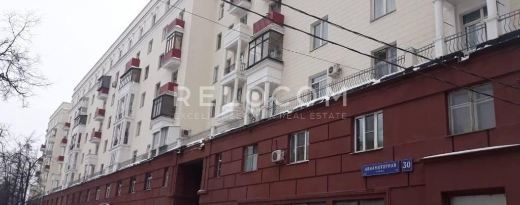 Жилой дом Авиамоторная ул. 30