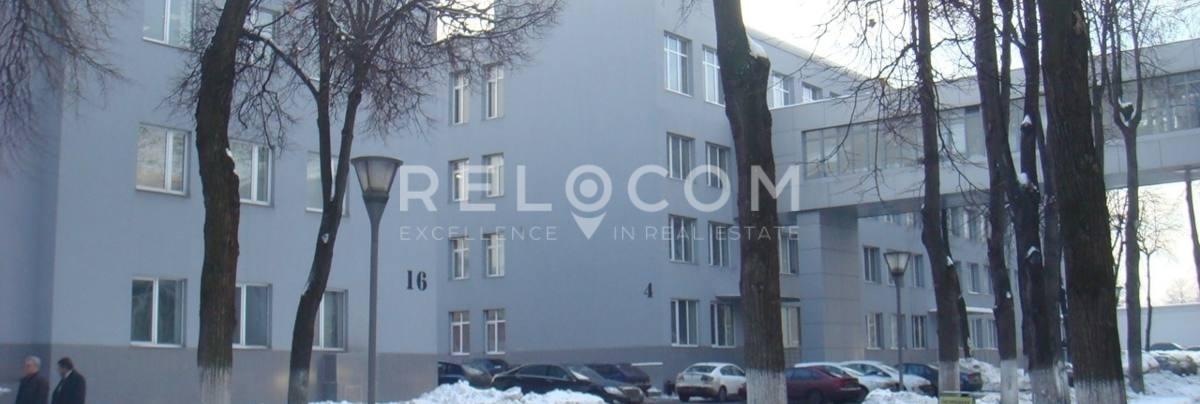 Административное здание Дорогобужская ул. 14, стр. 12.