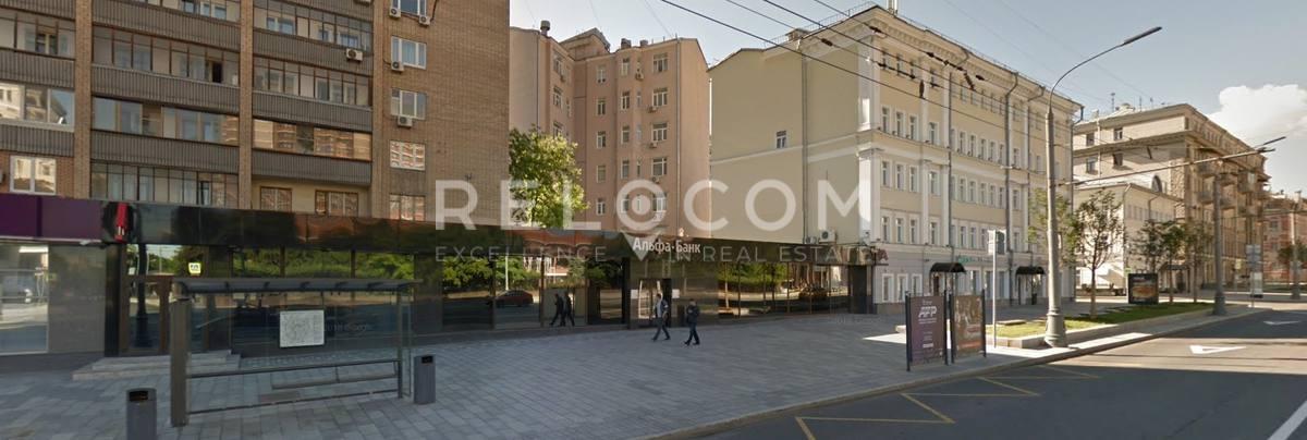 Жилой дом Большая Якиманка ул. 19.
