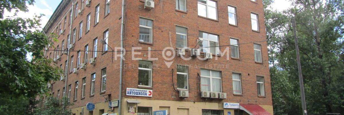 Административное здание Кедрова ул. 14, корп.1.