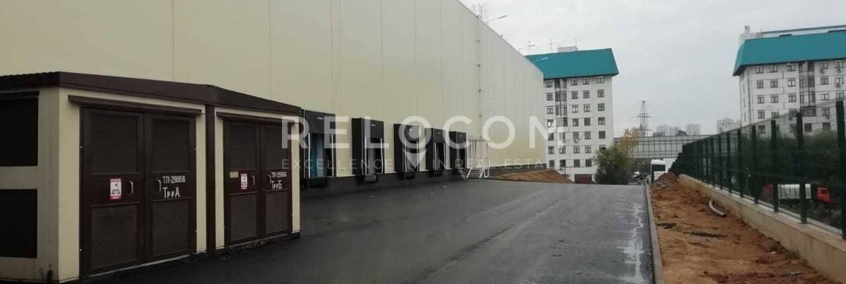 Офисно-складской центр Тарный пр-д 2.