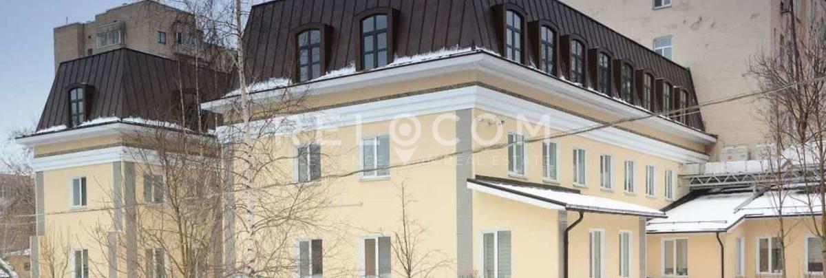 Административное здание Долгоруковская 40с5