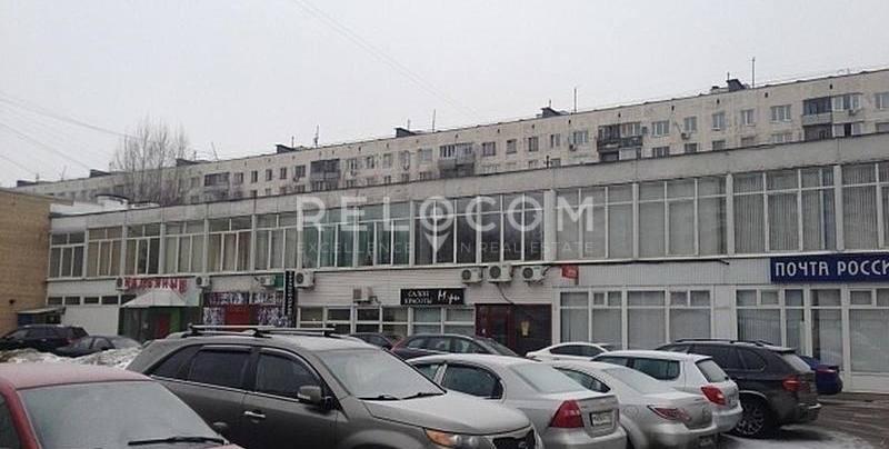 БЦ Бутлерова ул. 12.