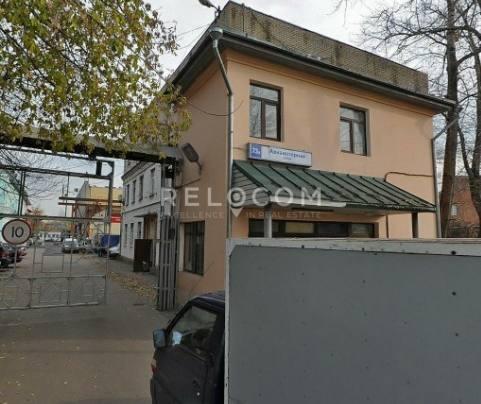 Административное здание Авиамоторная ул. 73А.