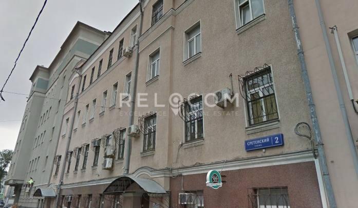 Административное здание Сретенский тупик 2.