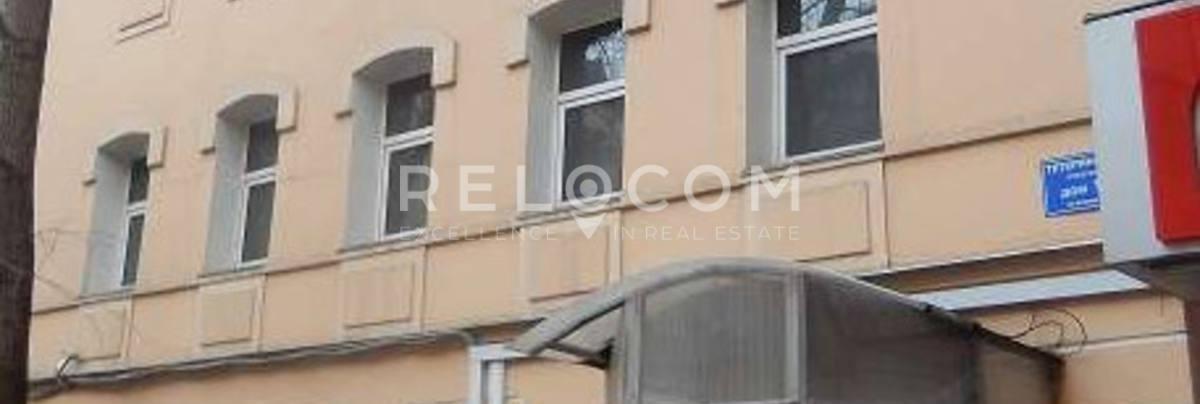 Административное здание Тетеринский 14с1