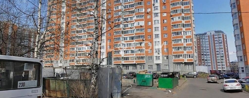 Жилой дом Щёлковский пр-д 4.