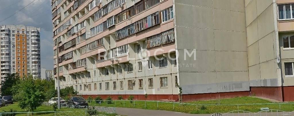 Жилой дом Маршала Полубоярова 24 корп 3