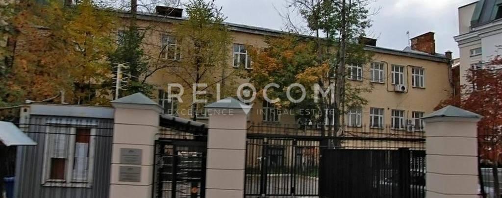 Административное здание Певческий пер., 4, стр. 2