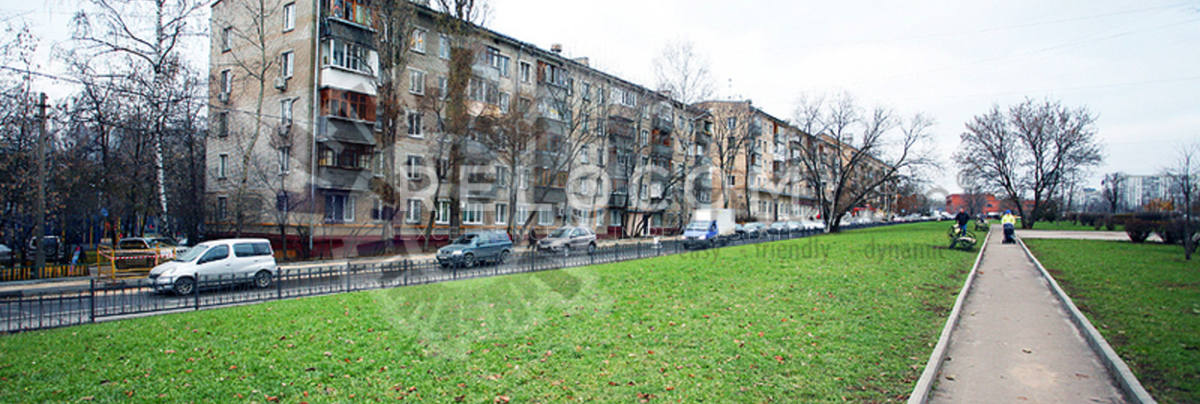 БЦ Кременчугская 8