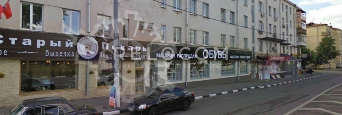 БЦ Автозаводская ул. 17, корп. 1.
