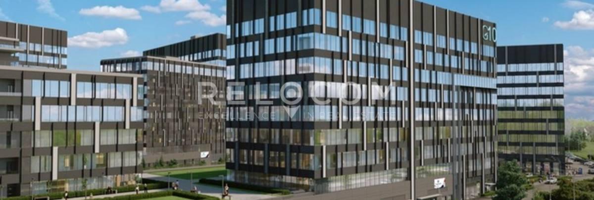 БЦ G10, фаза 1, здание «Шарль де Голь»
