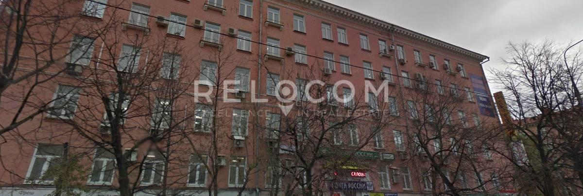 Административное здание Кржижановского ул. 17, корп. 1.