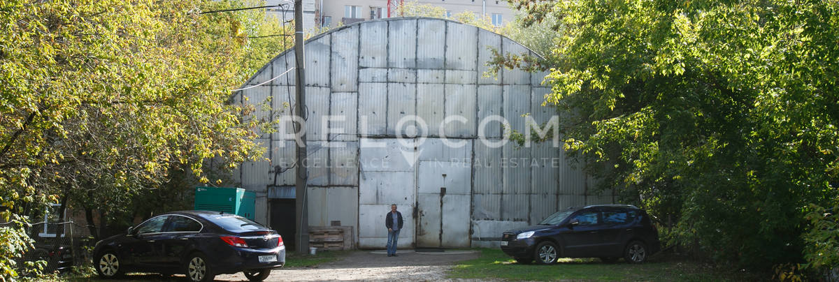 Бизнес-парк Бадаевский, строение 19