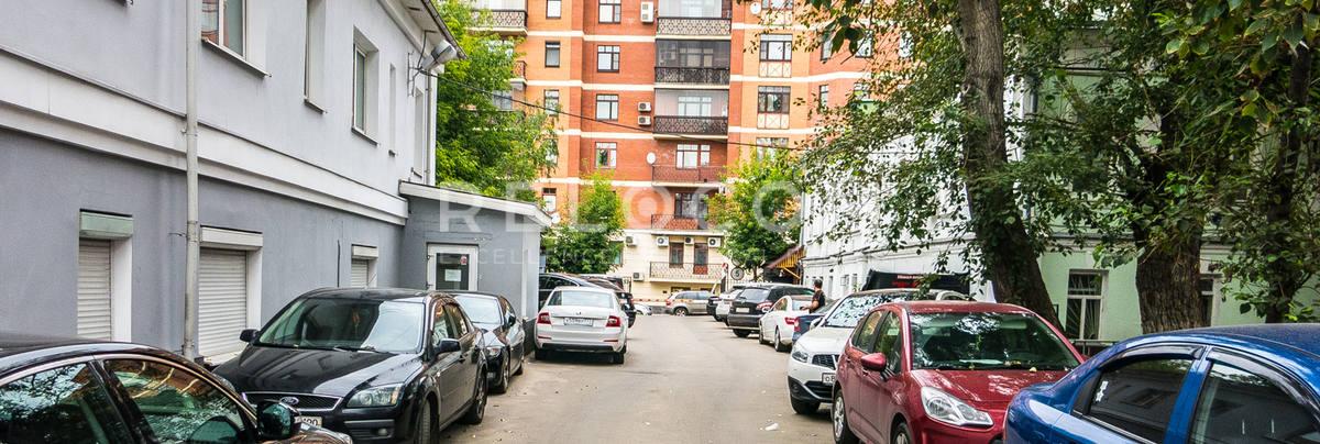 Административное здание Большой Сухаревский 17