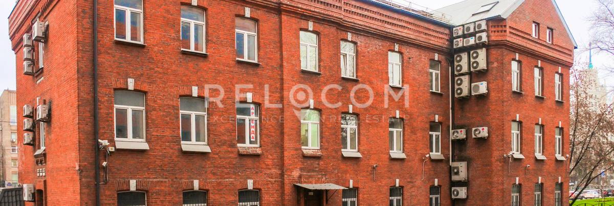 Административное здание Серебряническая наб. 27.