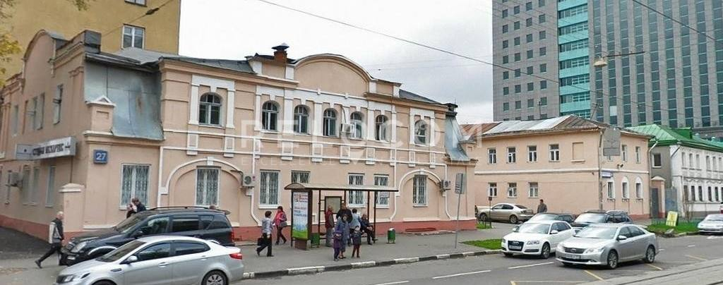 Офисно-складской центр Дубининская ул. 27