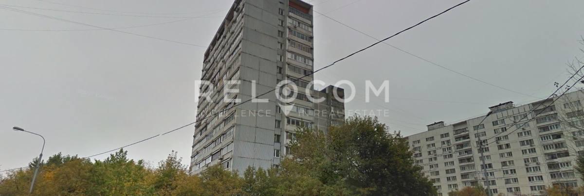 Жилой дом Саратовская ул. 1, корп. 2.