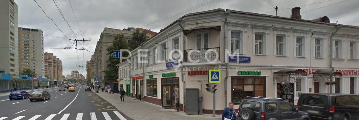 Административное здание Таганская ул. 32/1, стр. 1.