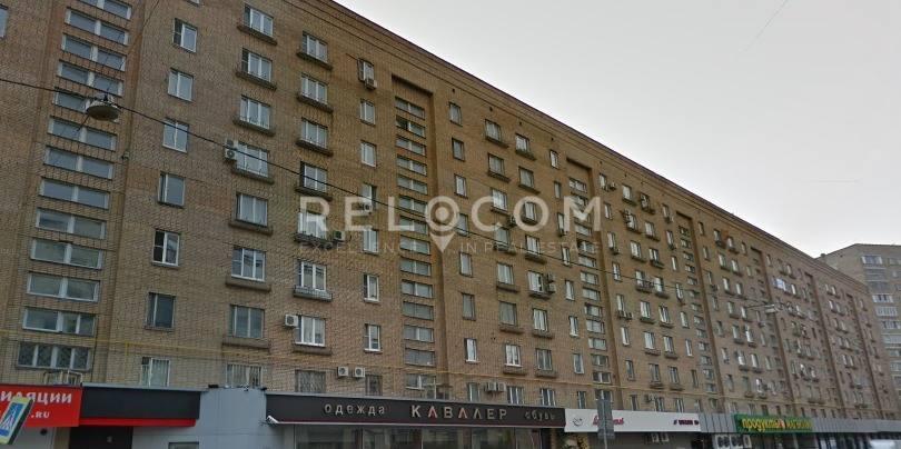 Жилой дом Трифоновская ул. 56.