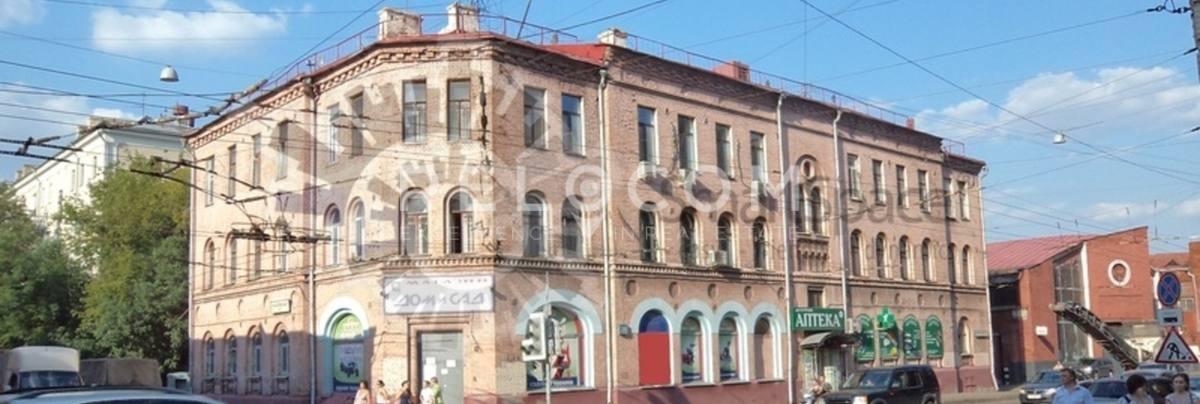 Административное здание Новорязанская 25
