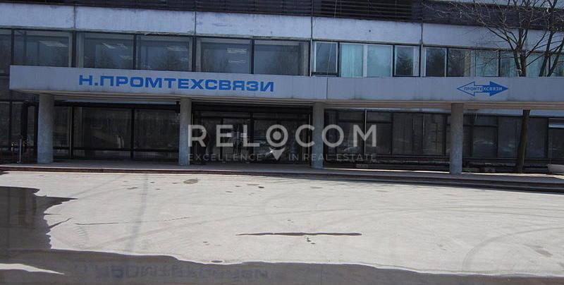 Административное здание 1-й Дорожный пр-д 4.