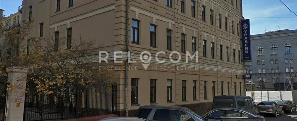 Административное здание 2-я Тверская-Ямская ул. 10.