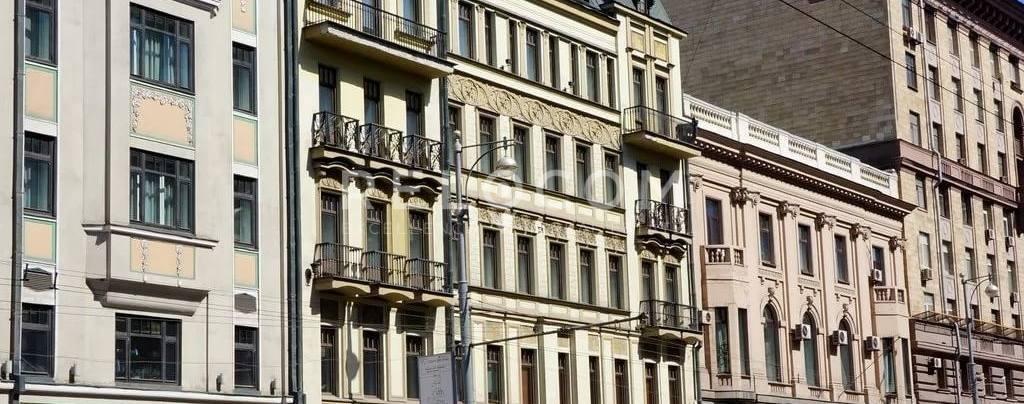 БЦ 1-я Тверская-Ямская улица, 22