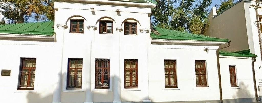 Административное здание Большая Полянка ул. 53, стр. 2.