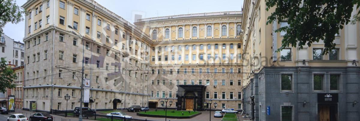 Административное здание Тверской 13