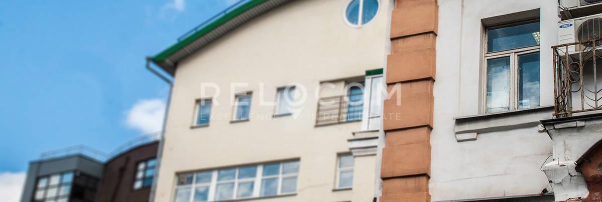 Административное здание 1-й Волконский 9