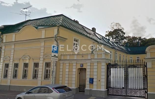 Административное здание Подсосенский пер. 26, стр. 3.