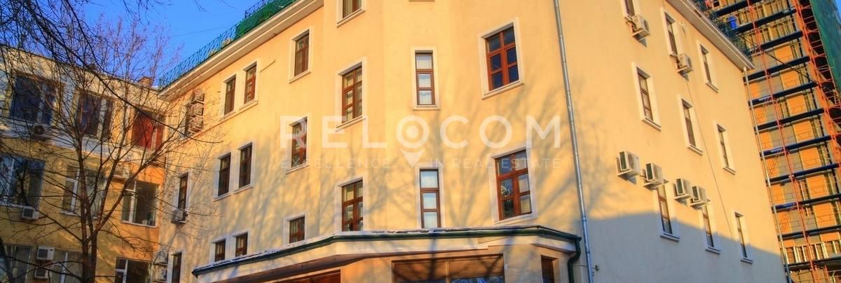 Административное здание Селезнёвская 11Б
