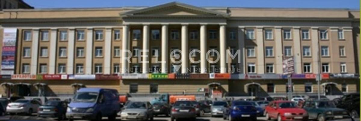 БЦ Ленинградский 80 корп 7