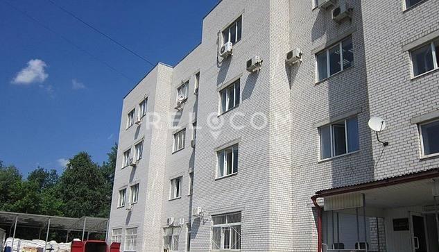 Административное здание Малыгина ул. 2, корп. 2.