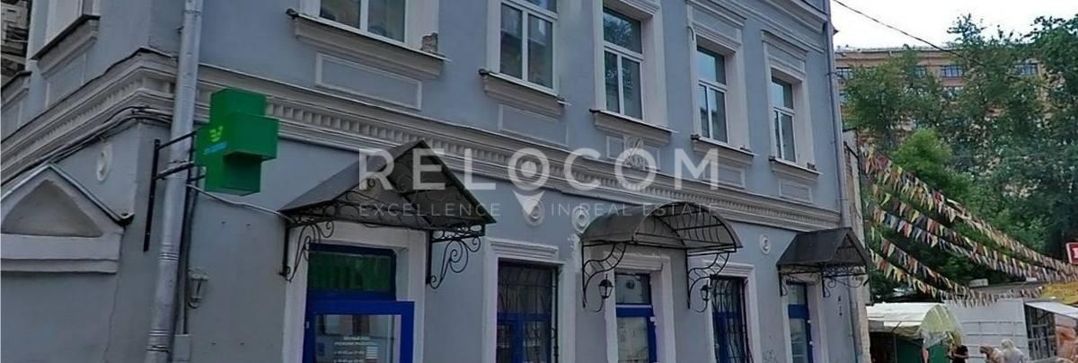 Административное здание Пятницкий пер. 3.