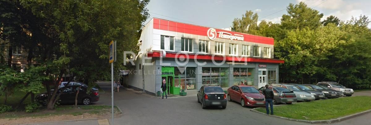 Административное здание Никитинская ул. 22А.