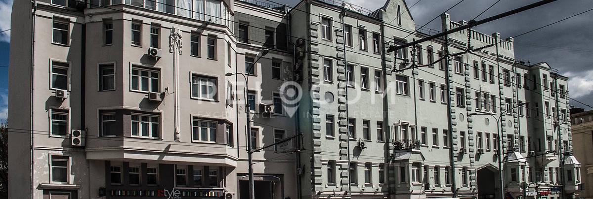 Административное здание Новослободская 26