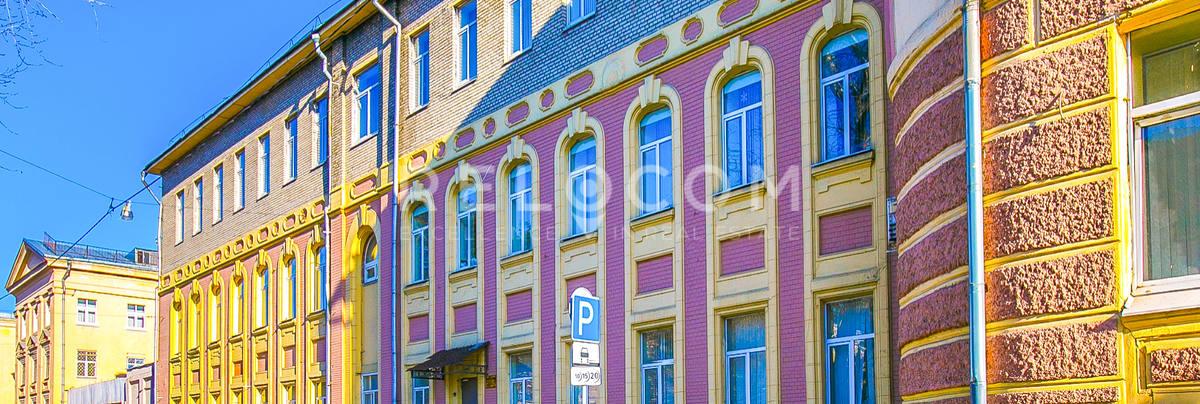 Административное здание Малая Ордынка 25