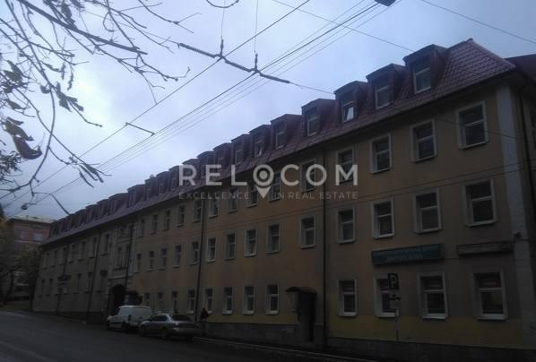 Административное здание Электрозаводская ул. 20.