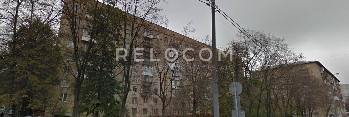 Жилой дом Ломоносовский пр-т 6.